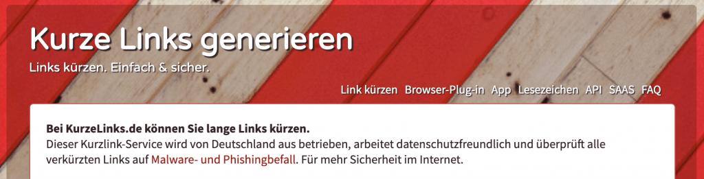kurzelinks.de